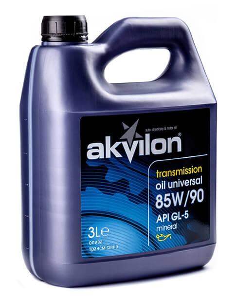 трансмиссионное масло Akvilon 85-W90 ТАД-17і