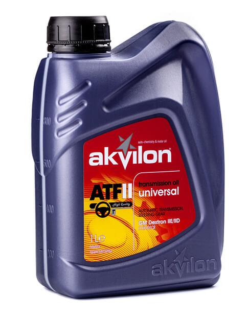 трансмиссионное масло Akvilon ATF 2