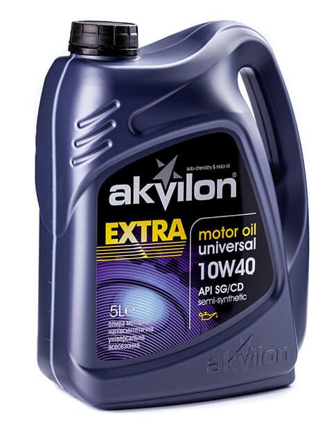 масло моторное Akvilon EXTRA 10W40