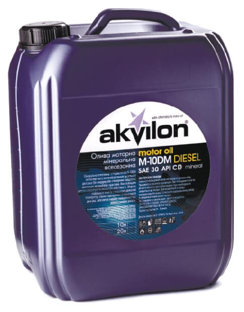 масло моторное Akvilon M-10ДМ Diesel
