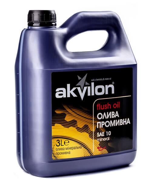 масло промывочное Akvilon